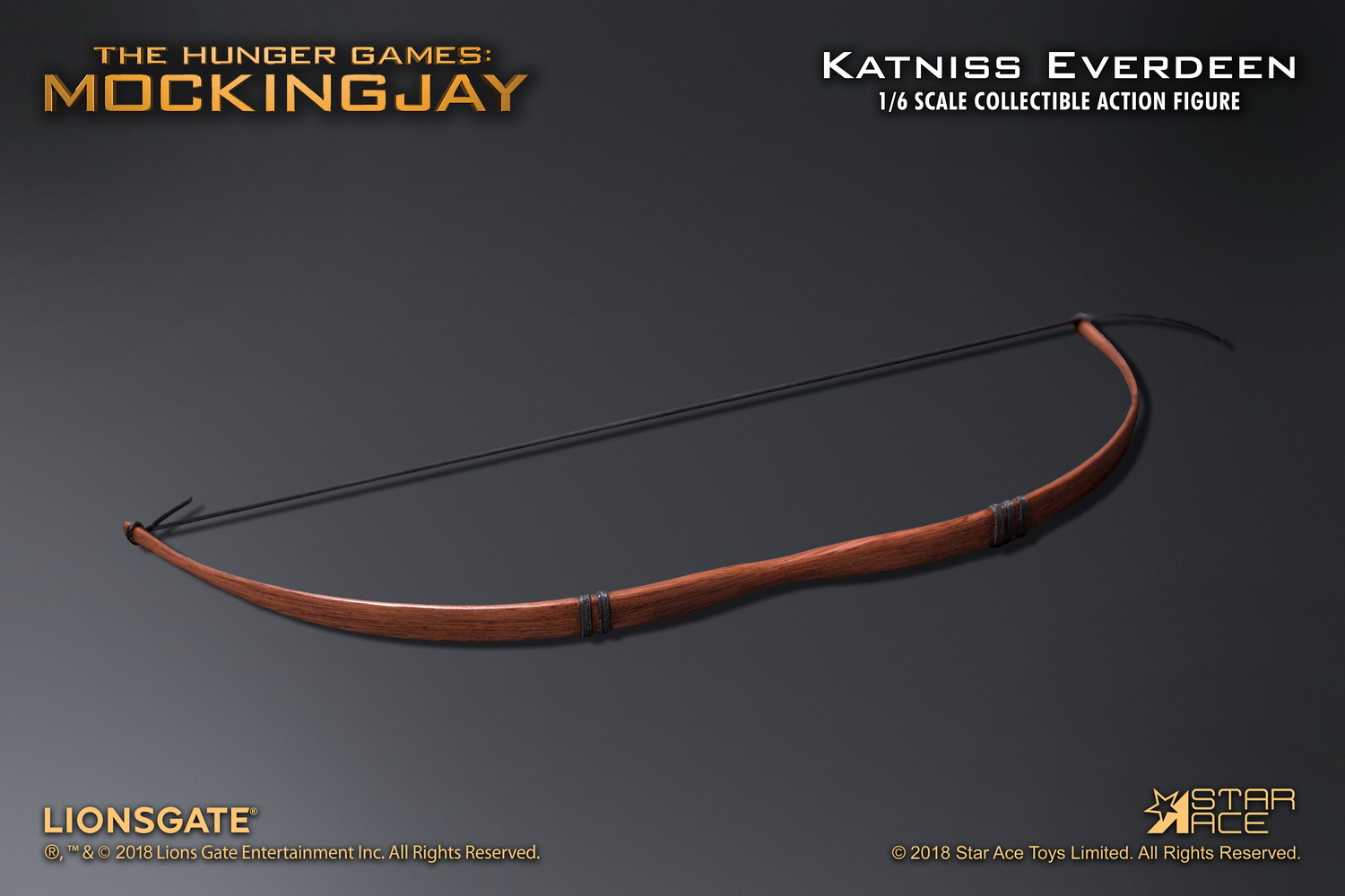 hungergames - NEW PRODUCT: Star Ace Toys New: 1/6 Hunger Games - Katniss/Katenis Leather Edition (#SA0036) 18075410