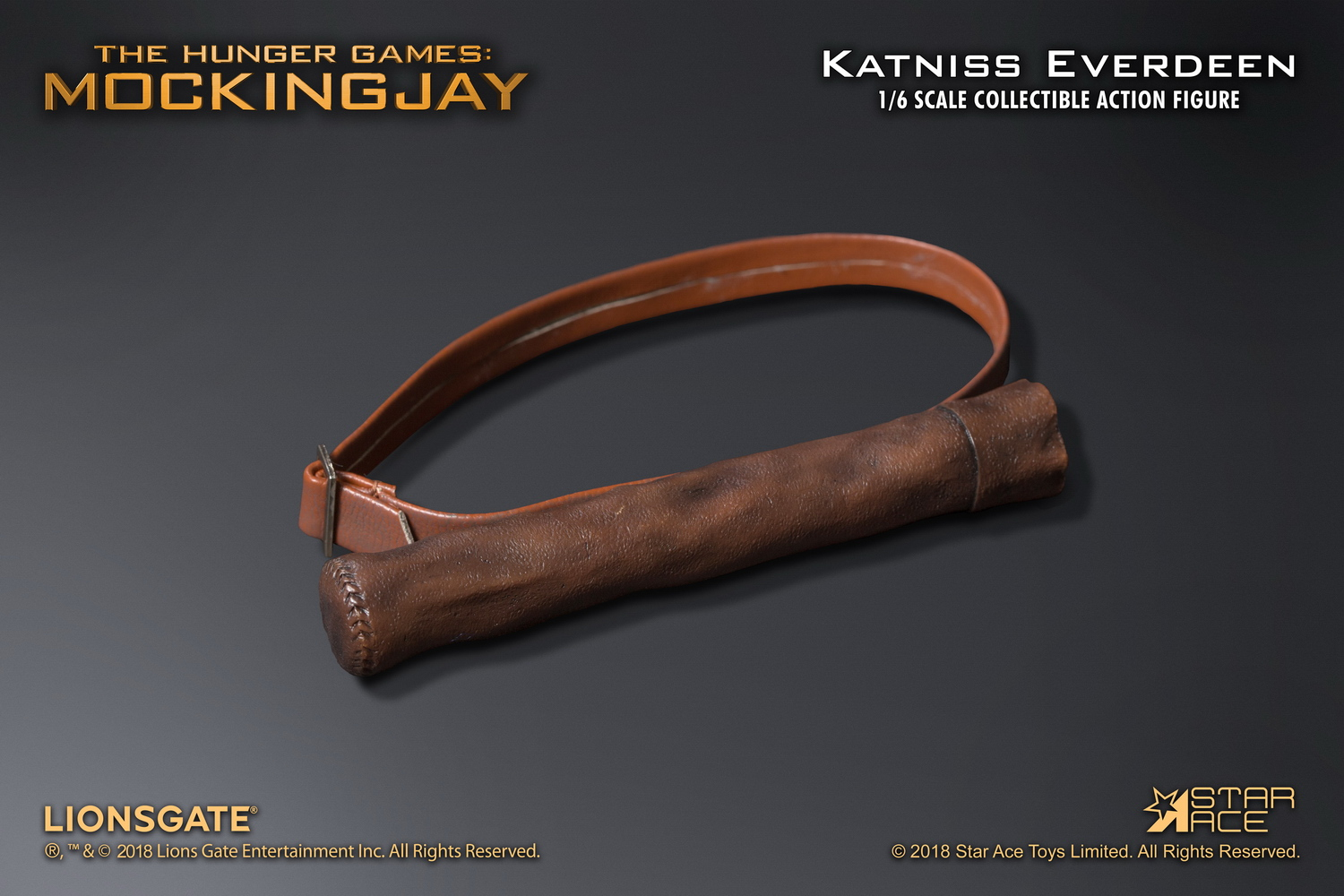 hungergames - NEW PRODUCT: Star Ace Toys New: 1/6 Hunger Games - Katniss/Katenis Leather Edition (#SA0036) 18080210