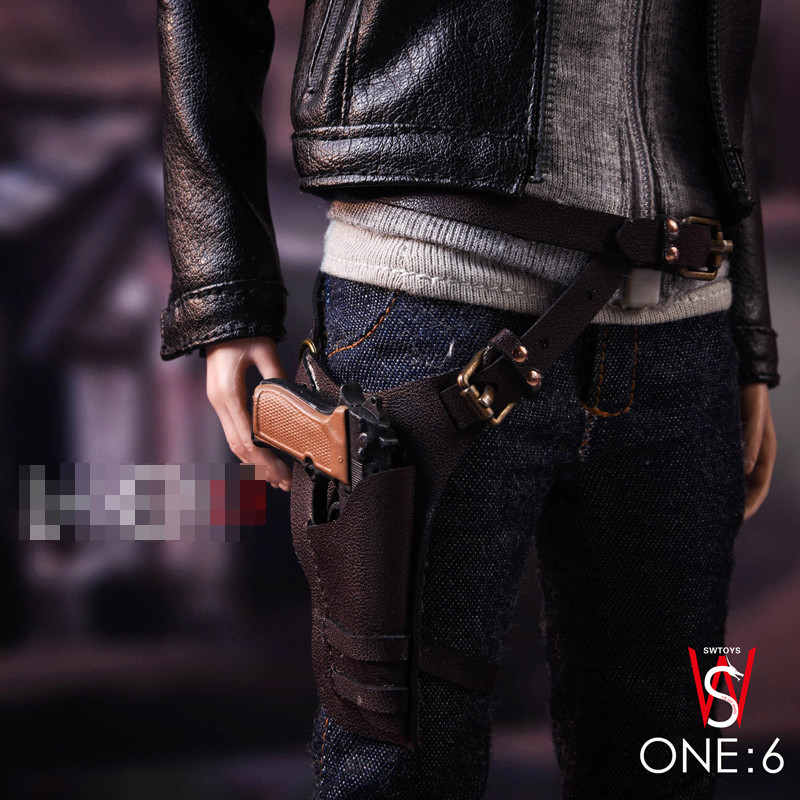 Videogame - NEW PRODUCT: [SW-FS015] SW Toys Croft 2.0 1:6 Female Action Figure Boxed Set 18_32710