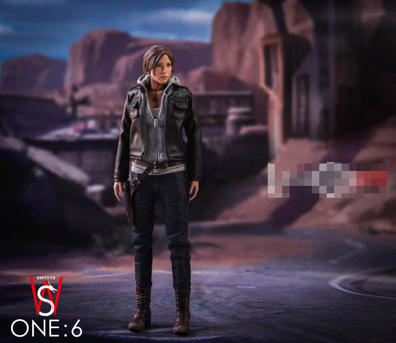 Videogame - NEW PRODUCT: [SW-FS015] SW Toys Croft 2.0 1:6 Female Action Figure Boxed Set 1_373810