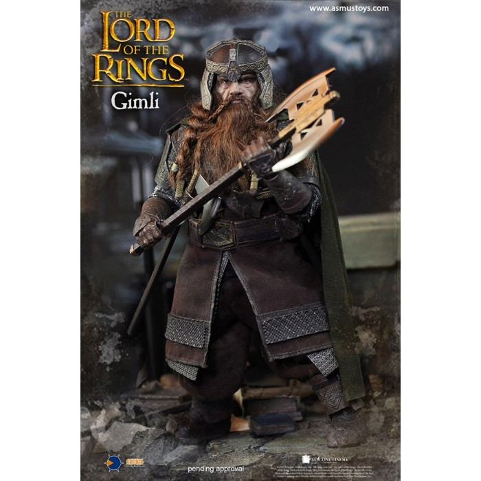 asmus - NEW PRODUCT: Asmus Toys The Lord of the Rings Series: Gimli (LOTR018) 211
