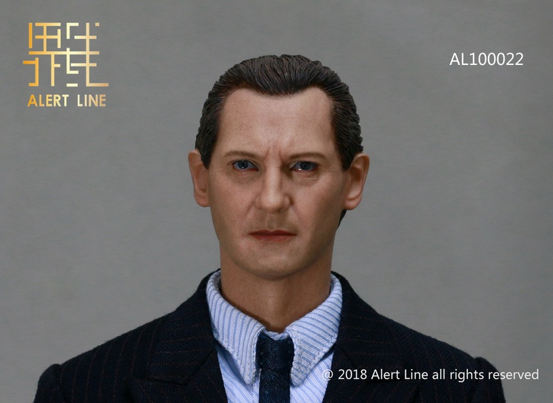 NEW PRODUCT: Alert Line : 1/6 WWII German Businessman Set 21521310