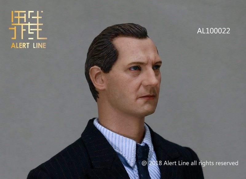 NEW PRODUCT: Alert Line : 1/6 WWII German Businessman Set 21521410