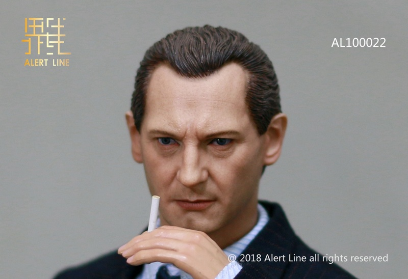 NEW PRODUCT: Alert Line : 1/6 WWII German Businessman Set 21521710