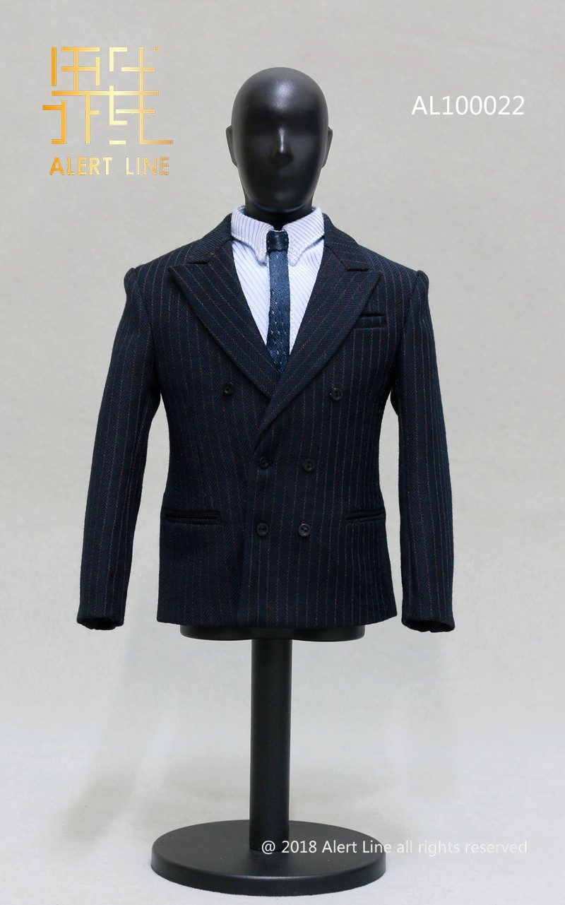 NEW PRODUCT: Alert Line : 1/6 WWII German Businessman Set 21521711