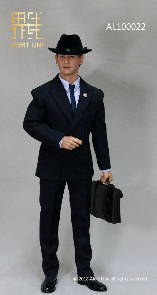 NEW PRODUCT: Alert Line : 1/6 WWII German Businessman Set 21521810