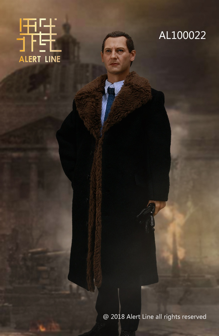 NEW PRODUCT: Alert Line : 1/6 WWII German Businessman Set 21522210