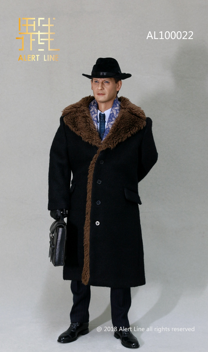 NEW PRODUCT: Alert Line : 1/6 WWII German Businessman Set 21522310