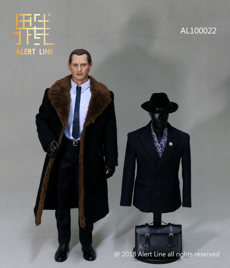 NEW PRODUCT: Alert Line : 1/6 WWII German Businessman Set 21522510