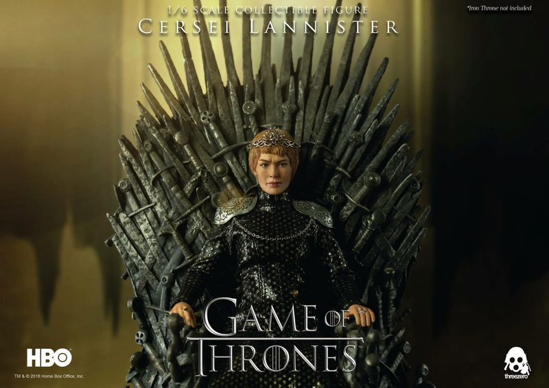 CerseiLannister - NEW PRODUCT: THREEZERO GAME OF THRONES 1/6 CERSEI LANNISTER 21a06810