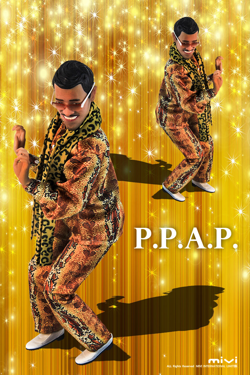 WTF - NEW PRODUCT: MiVi New Products: 1/6 PPAP Mr. Doll 22361710