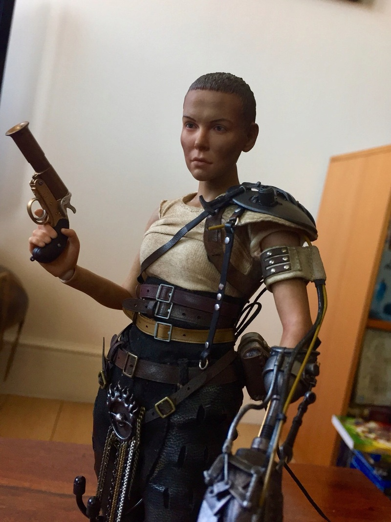 film - VTS Toys 1/6 Wasteland Ranger - Furiosa (Do Venders Have an Out?; UPDATED: 5/18/18) 237