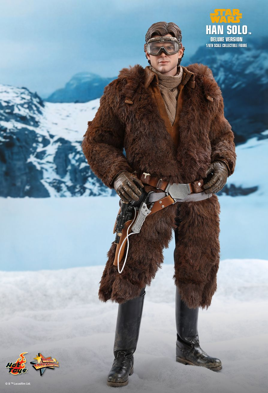 NEW PRODUCT: HOT TOYS: SOLO: A STAR WARS STORY HAN SOLO (TWO VERSIONS) 1/6TH SCALE COLLECTIBLE FIGURE 241