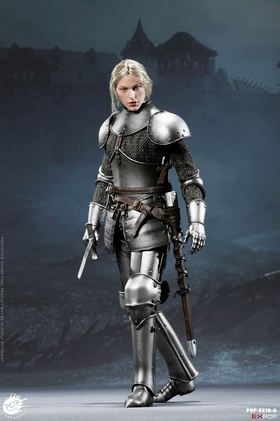 NEW PRODUCT: POPTOYS New Products: 1/6 St. Knights - Assault Edition & Triumph Edition & Iron Armor (POP-EX19 ABC) 248