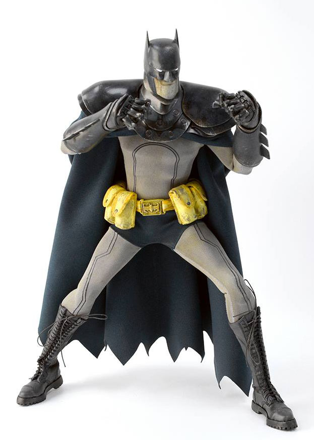 artisticinterpretation - NEW PRODUCT: ThreeA 1/6th scale Batman STEEL DETECTIVE 14-inch tall Collectible Figure (Preview Pics) 252