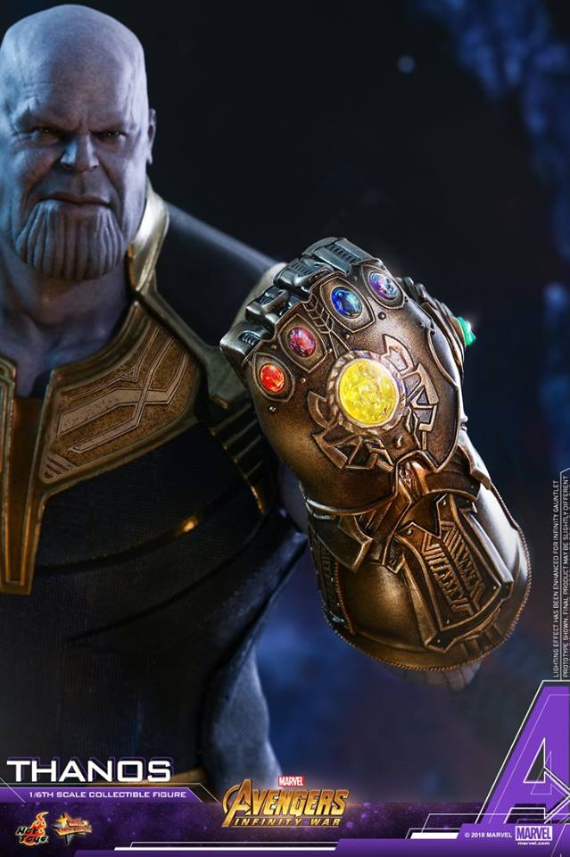 Topics tagged under thanos on OneSixthFigures 29597610
