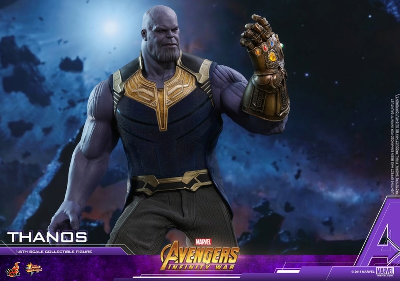 Topics tagged under thanos on OneSixthFigures 29665210