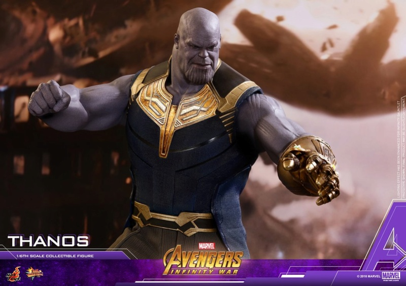 Topics tagged under thanos on OneSixthFigures 29665410
