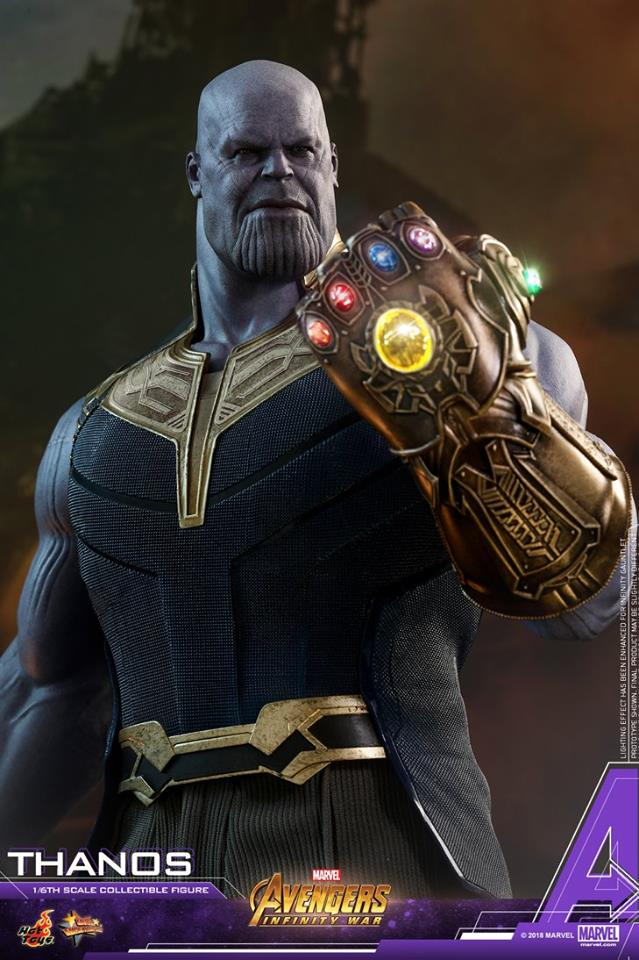 thanos - NEW PRODUCT: Hot Toys Avengers: Infinity War Thanos 29694710