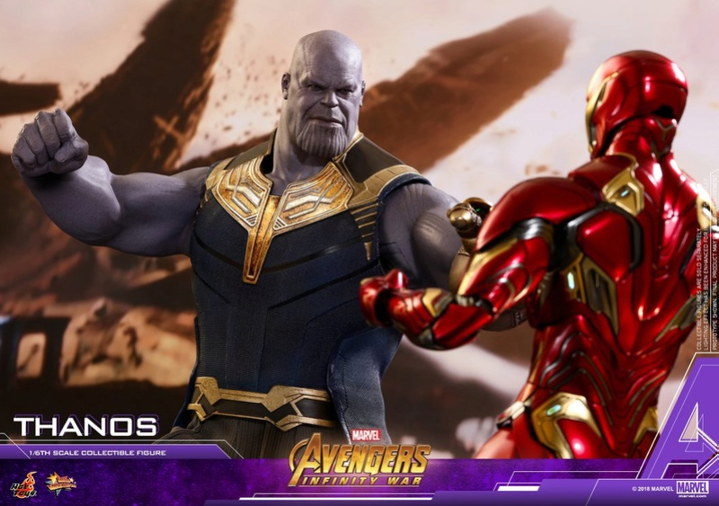 thanos - NEW PRODUCT: Hot Toys Avengers: Infinity War Thanos 29744510