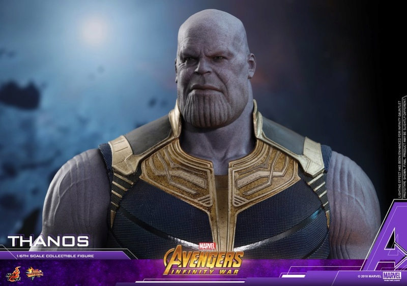 thanos - NEW PRODUCT: Hot Toys Avengers: Infinity War Thanos 29745210