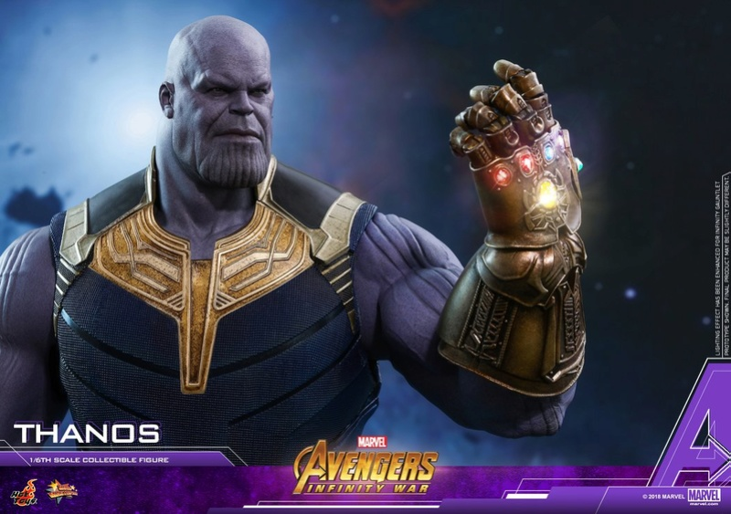 thanos - NEW PRODUCT: Hot Toys Avengers: Infinity War Thanos 29872010