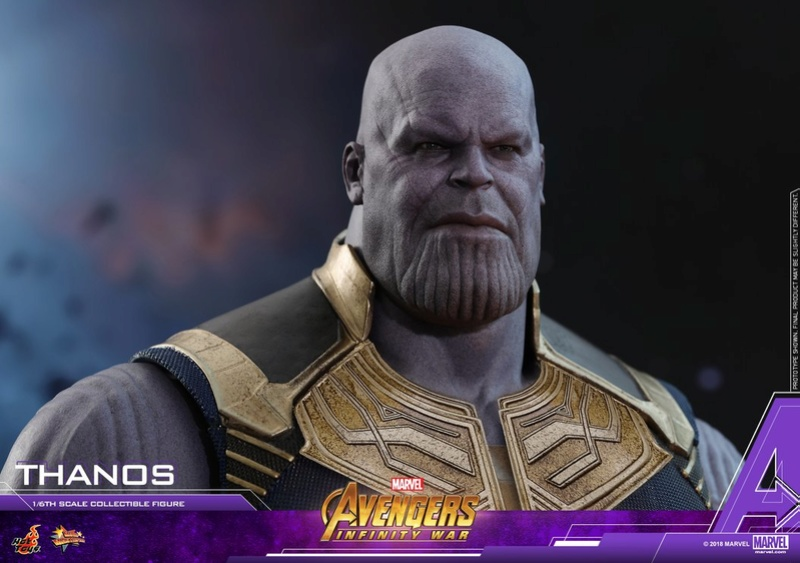 thanos - NEW PRODUCT: Hot Toys Avengers: Infinity War Thanos 29872510
