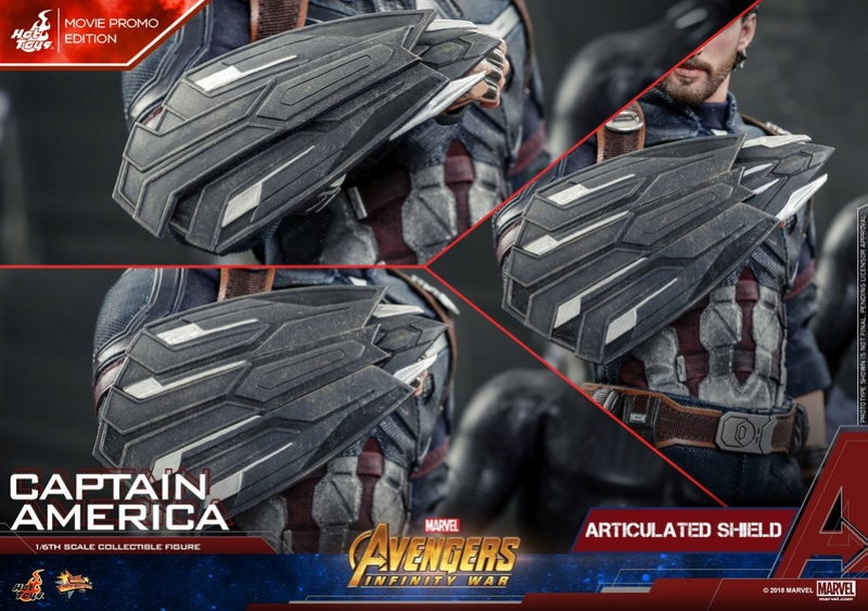 captainamerica - NEW PRODUCT: 1/6 - Hot Toys: MMS481 - Avengers: Infinity War - Captain America 30595010