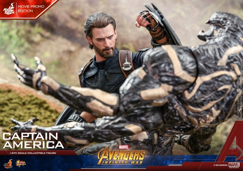 captainamerica - NEW PRODUCT: 1/6 - Hot Toys: MMS481 - Avengers: Infinity War - Captain America 30652210