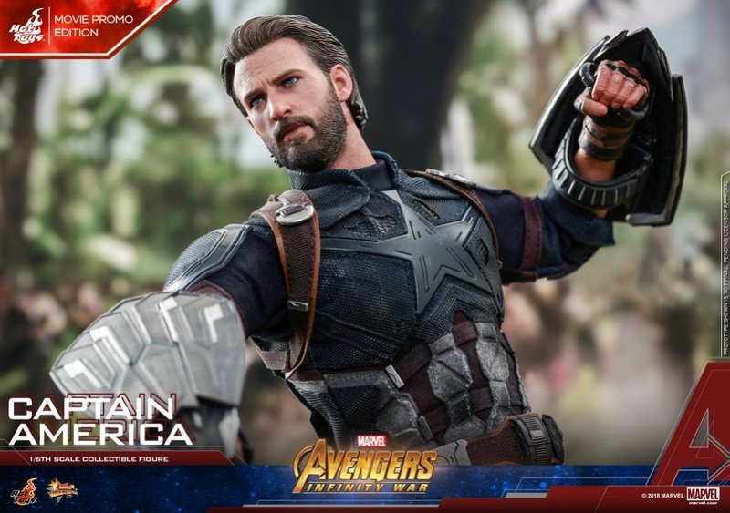 captainamerica - NEW PRODUCT: 1/6 - Hot Toys: MMS481 - Avengers: Infinity War - Captain America 30656110