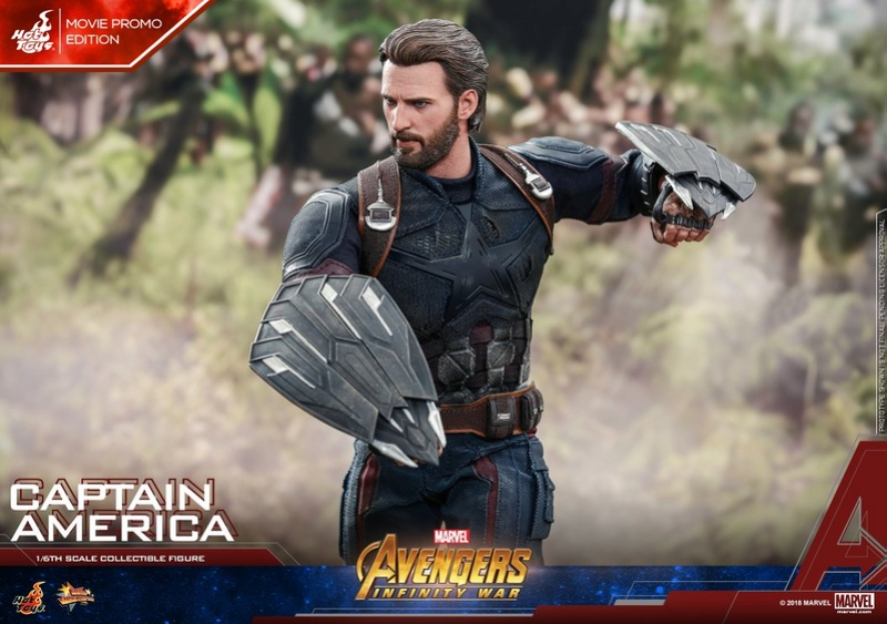 captainamerica - NEW PRODUCT: 1/6 - Hot Toys: MMS481 - Avengers: Infinity War - Captain America 30705910