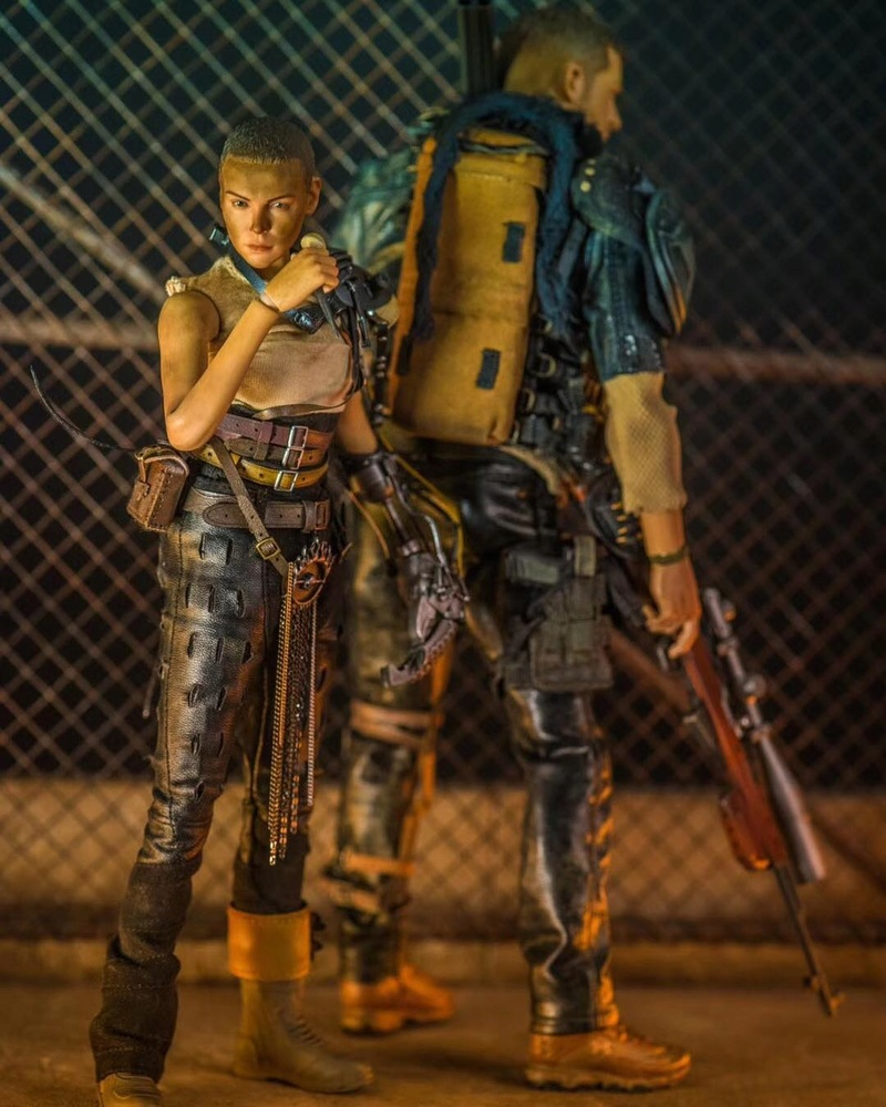 film - VTS Toys 1/6 Wasteland Ranger - Furiosa (Do Venders Have an Out?; UPDATED: 5/18/18) 31072610
