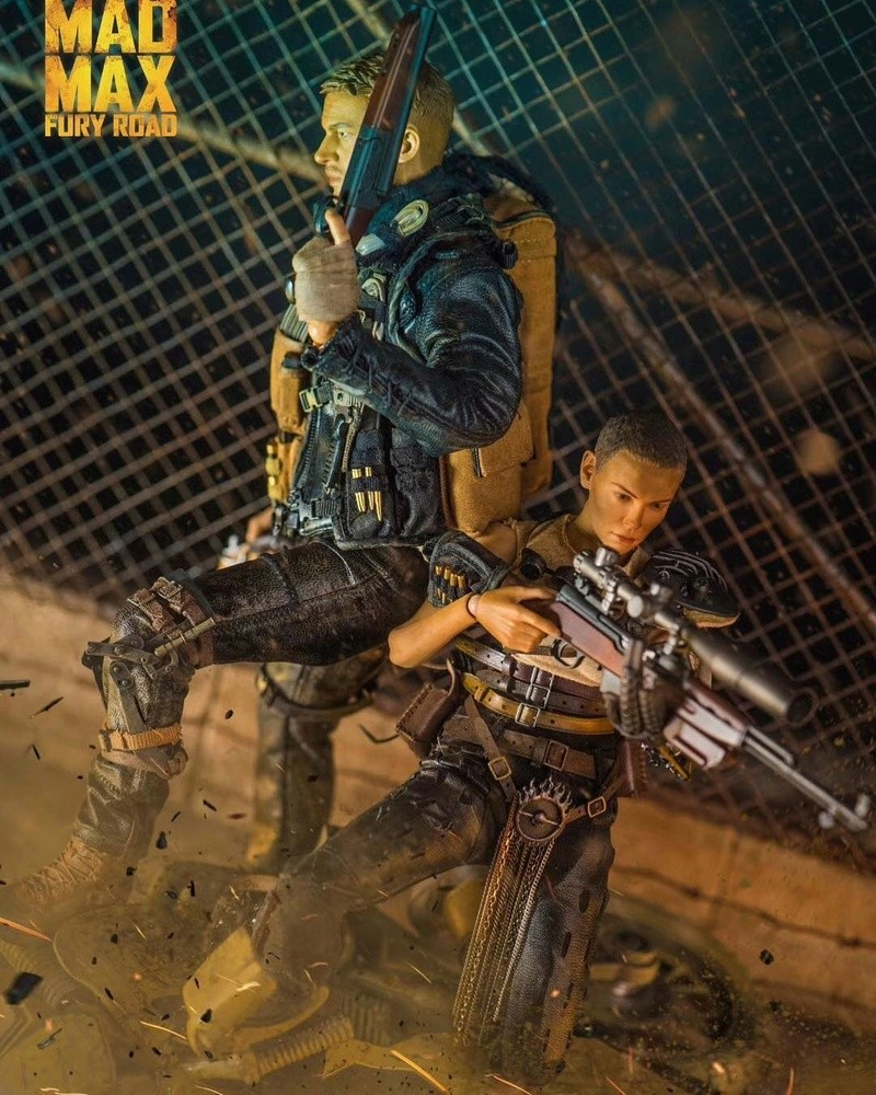 VTS Toys 1/6 Wasteland Ranger - Furiosa (Do Venders Have an Out?; UPDATED: 5/18/18) 31109110