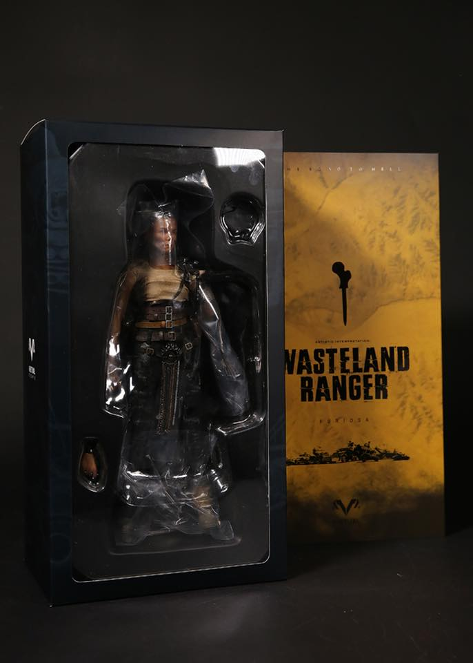 film - VTS Toys 1/6 Wasteland Ranger - Furiosa (Do Venders Have an Out?; UPDATED: 5/18/18) 31297510