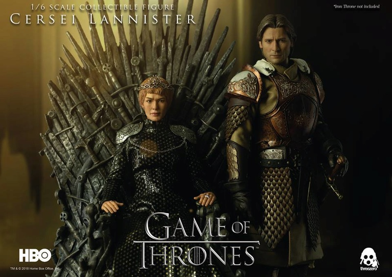 CerseiLannister - NEW PRODUCT: THREEZERO GAME OF THRONES 1/6 CERSEI LANNISTER 32349110