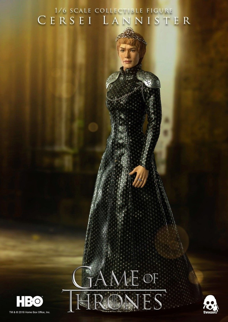 CerseiLannister - NEW PRODUCT: THREEZERO GAME OF THRONES 1/6 CERSEI LANNISTER 32368810