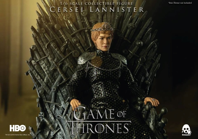 CerseiLannister - NEW PRODUCT: THREEZERO GAME OF THRONES 1/6 CERSEI LANNISTER 32498210