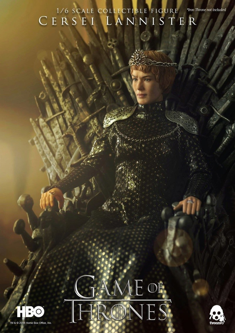 CerseiLannister - NEW PRODUCT: THREEZERO GAME OF THRONES 1/6 CERSEI LANNISTER 32498211