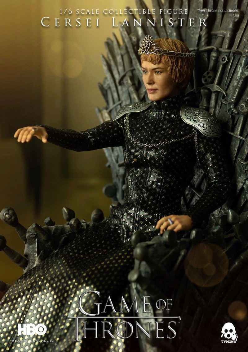 CerseiLannister - NEW PRODUCT: THREEZERO GAME OF THRONES 1/6 CERSEI LANNISTER 32501210