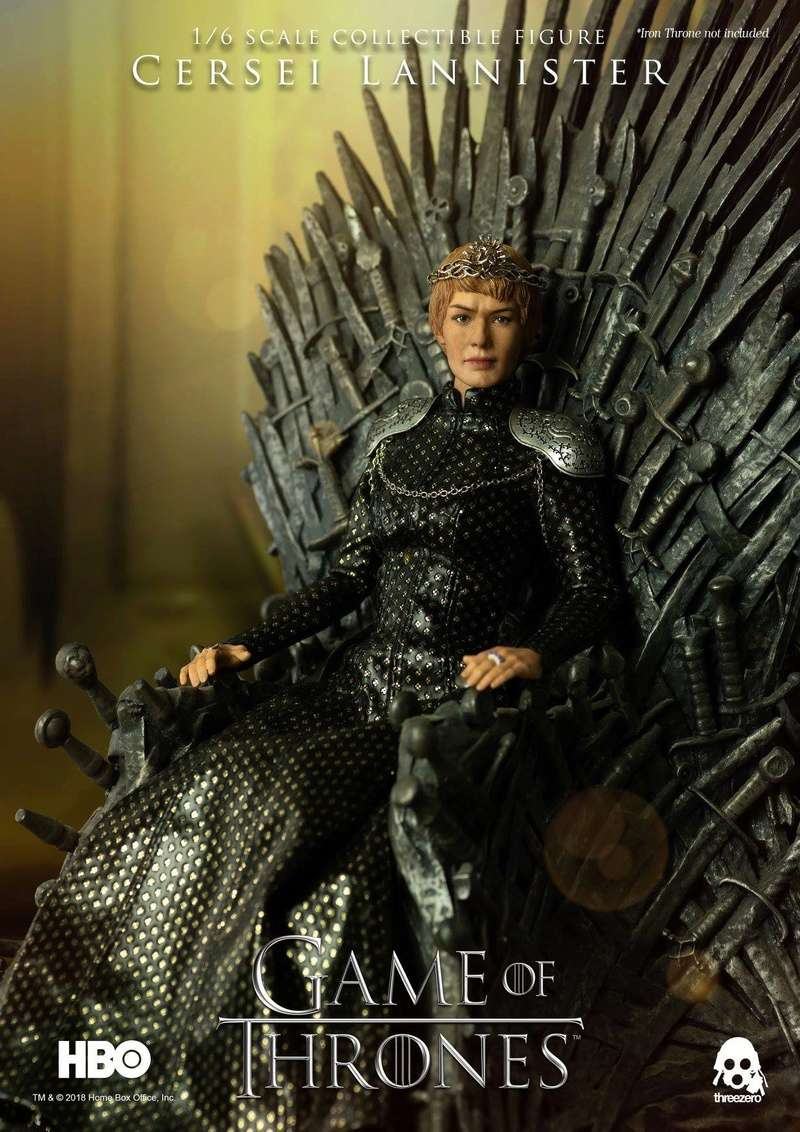 CerseiLannister - NEW PRODUCT: THREEZERO GAME OF THRONES 1/6 CERSEI LANNISTER 32506410