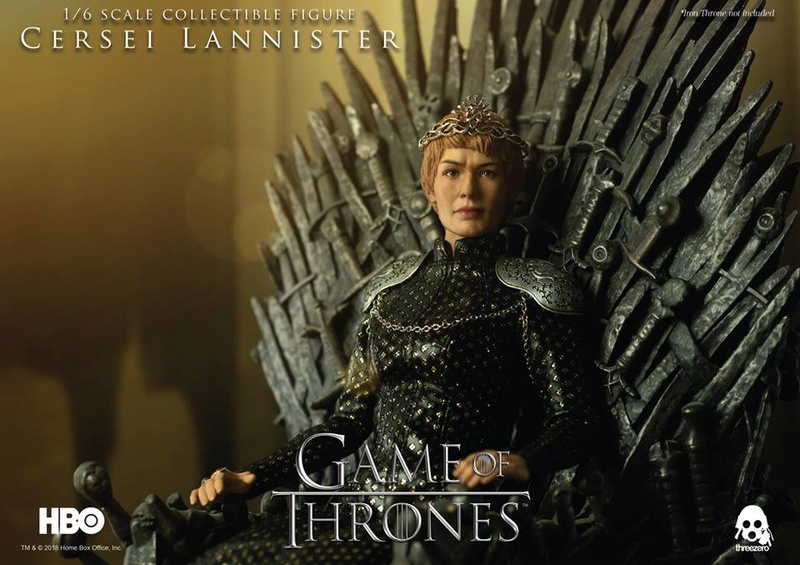 CerseiLannister - NEW PRODUCT: THREEZERO GAME OF THRONES 1/6 CERSEI LANNISTER 32507910