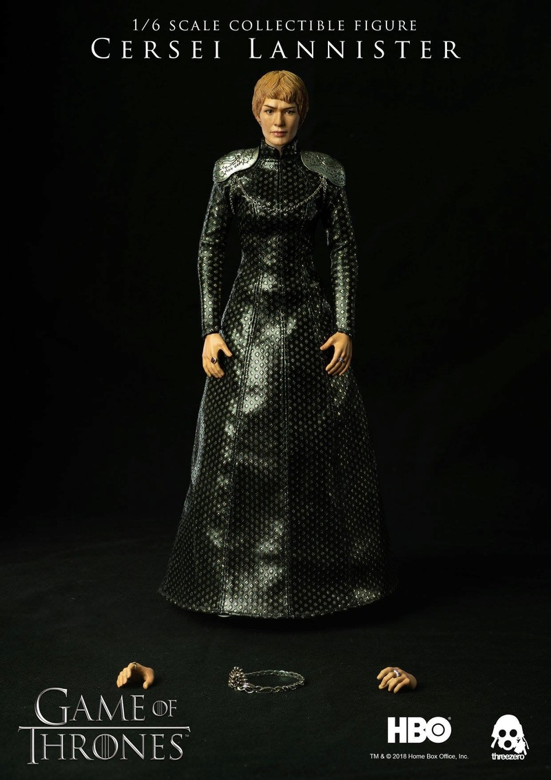 CerseiLannister - NEW PRODUCT: THREEZERO GAME OF THRONES 1/6 CERSEI LANNISTER 32508310