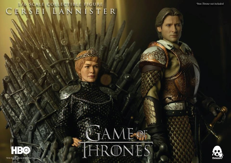 CerseiLannister - NEW PRODUCT: THREEZERO GAME OF THRONES 1/6 CERSEI LANNISTER 32511910