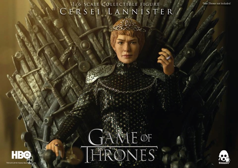 CerseiLannister - NEW PRODUCT: THREEZERO GAME OF THRONES 1/6 CERSEI LANNISTER 32563410