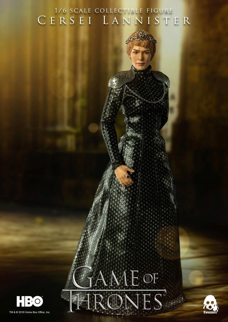CerseiLannister - NEW PRODUCT: THREEZERO GAME OF THRONES 1/6 CERSEI LANNISTER 32637110