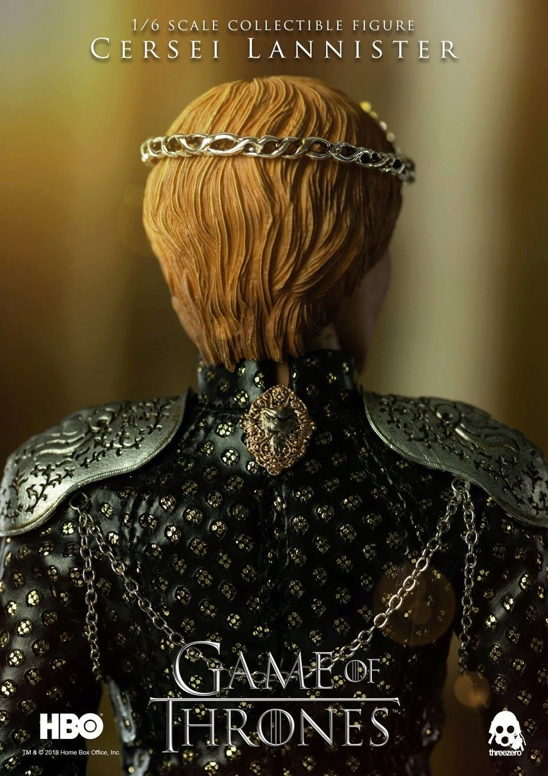 CerseiLannister - NEW PRODUCT: THREEZERO GAME OF THRONES 1/6 CERSEI LANNISTER 32699910