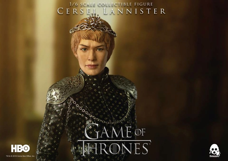 CerseiLannister - NEW PRODUCT: THREEZERO GAME OF THRONES 1/6 CERSEI LANNISTER 32756110
