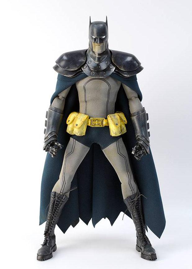 artisticinterpretation - NEW PRODUCT: ThreeA 1/6th scale Batman STEEL DETECTIVE 14-inch tall Collectible Figure (Preview Pics) 350