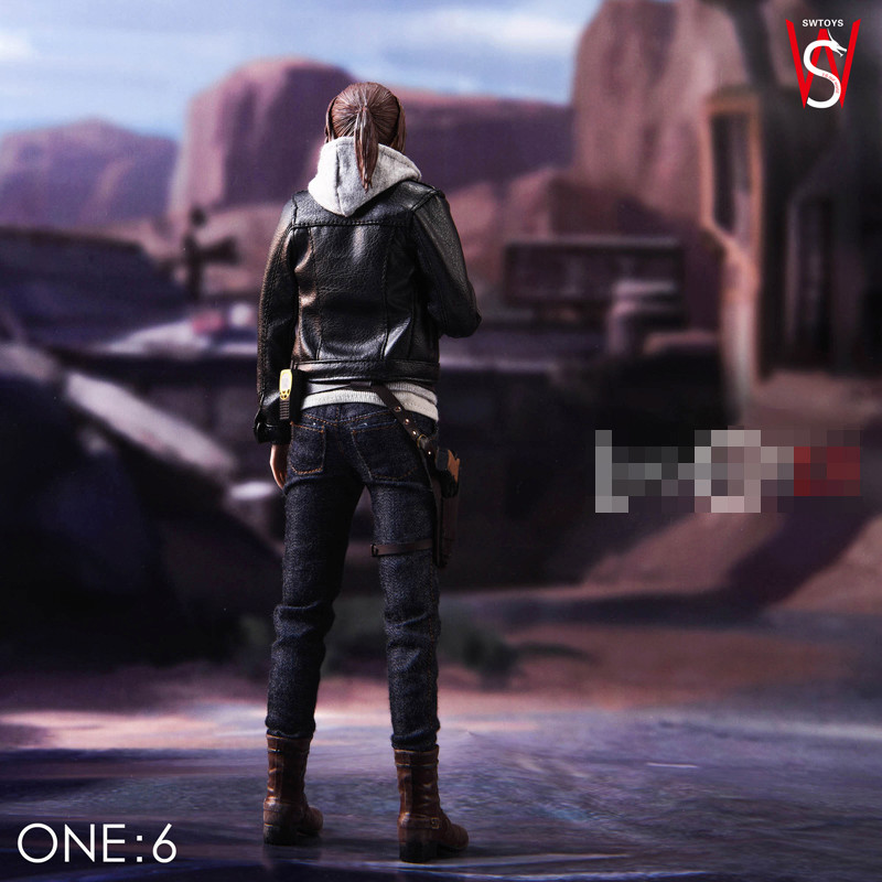 Videogame - NEW PRODUCT: [SW-FS015] SW Toys Croft 2.0 1:6 Female Action Figure Boxed Set 4_352610