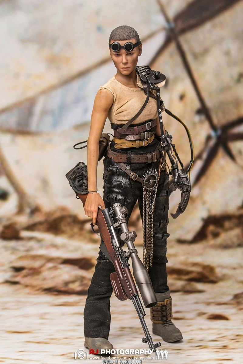 VTS Toys 1/6 Wasteland Ranger - Furiosa (Do Venders Have an Out?; UPDATED: 5/18/18) 4adb8410